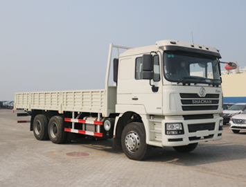 F3000 6×4 Flatbed Truck