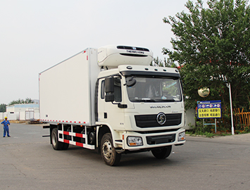 ShacmanL3000 Refrigerated Truck